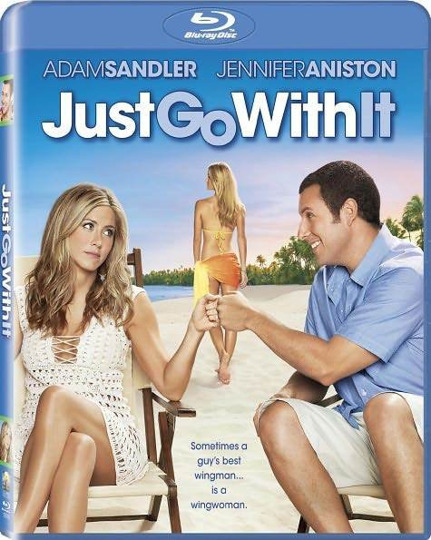 watch just go with it online free